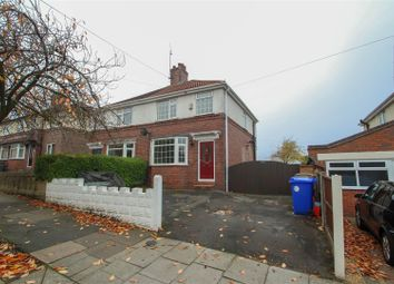Thumbnail 3 bed semi-detached house to rent in Poplar Drive, Blurton, Stoke-On-Trent