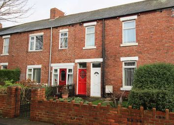 Thumbnail 2 bed flat for sale in East View Avenue, Cramlington