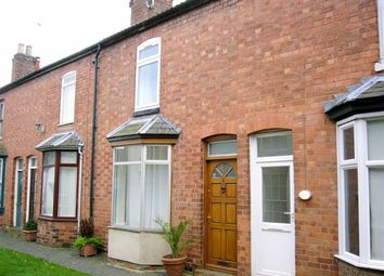 Thumbnail 3 bed terraced house for sale in South Terrace, Whitnash, Leamington Spa