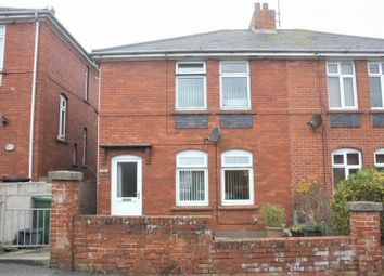 Thumbnail 3 bed semi-detached house for sale in Bradford Road, Weymouth
