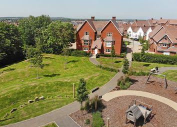 Thumbnail 2 bed flat for sale in Burden Road, Tadpole Garden Village, Swindon