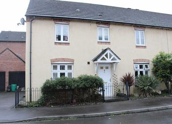 Thumbnail 4 bed semi-detached house for sale in Tir Y Farchnad, Gowerton, Swansea
