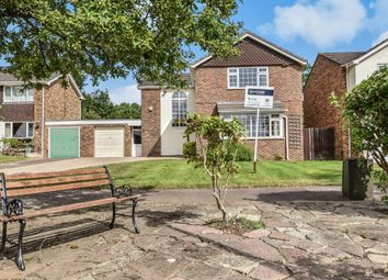 Thumbnail 4 bed detached house to rent in Vauxhall Gardens, Tonbridge, Kent