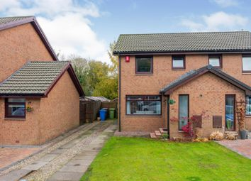 Thumbnail 3 bed semi-detached house for sale in Levern Gardens, Glasgow