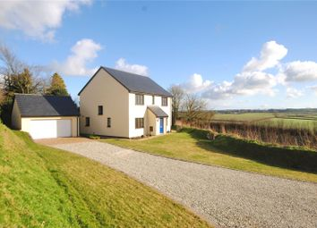 Thumbnail 4 bedroom detached house for sale in Webbs Orchard, North Tawton