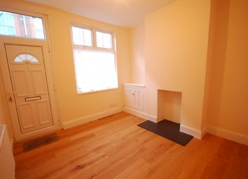 Thumbnail 2 bed terraced house to rent in Wordsworth Road, Knighton Fields, Leicester