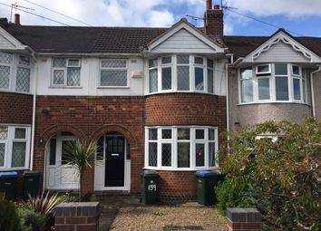 Thumbnail 3 bed terraced house to rent in Kingsbury Road, Coundon