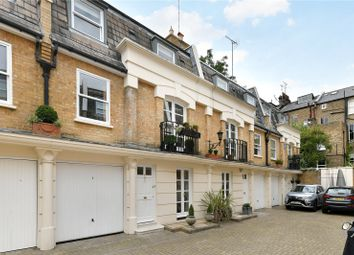 Thumbnail 3 bed mews house to rent in St. Peters Place, London