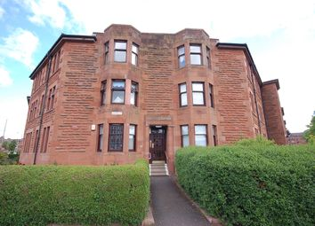 Thumbnail 3 bed flat for sale in Gryffe Street, Cathcart