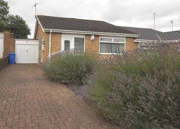 Thumbnail 2 bedroom bungalow for sale in Totnes Drive, Parkside Grange, Cramlington