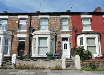 Thumbnail 3 bed terraced house to rent in Fairfield Road, Tranmere, Birkenhead