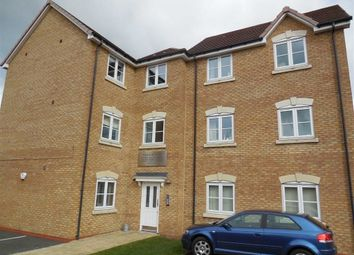 Thumbnail 1 bed flat for sale in Brindley Close, Stoney Stanton, Leicester