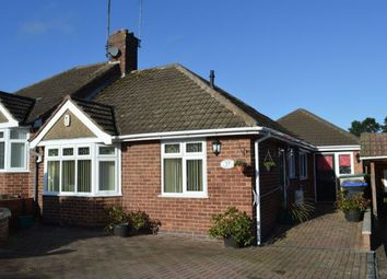 Thumbnail 3 bed semi-detached bungalow for sale in Landsdown Drive, Westone, Northampton