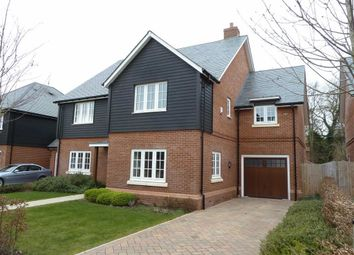 Thumbnail 5 bed detached house for sale in Thames View, Cholsey, Wallingford