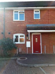 Thumbnail 2 bed terraced house for sale in Releet Close, Great Bricett, Ipswich