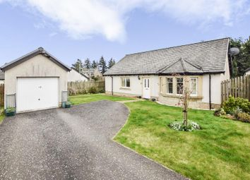 Thumbnail 3 bedroom detached bungalow for sale in Waukmill Drive, Blackford, Auchterarder