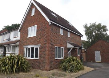 Thumbnail 4 bed end terrace house for sale in Hamble, Southampton, Hampshire