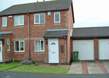 Thumbnail 2 bed semi-detached house to rent in Emmetts Gardens, Ingleby Barwick, Stockton-On-Tees, Cleveland, 0Yh