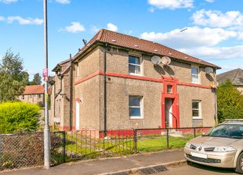Thumbnail 1 bed flat for sale in Turnbull Avenue, Alexandria, West Dunbartonshire