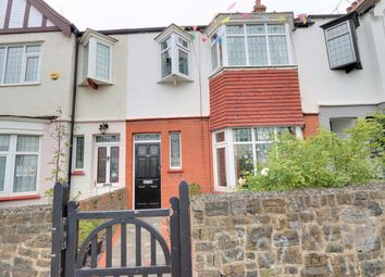 Thumbnail Terraced house for sale in Leigh Hall Road, Leigh-On-Sea