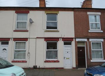 Thumbnail 3 bed terraced house for sale in Burder Street, Loughborough
