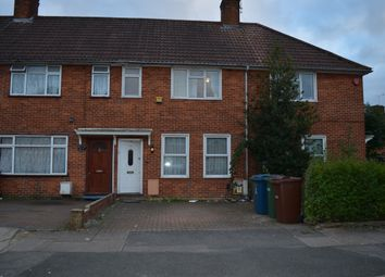 Thumbnail 3 bed terraced house to rent in Warneford Road, Harrow