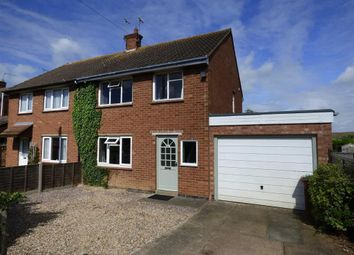 Thumbnail 2 bed semi-detached house for sale in Devon Ox Road, Kilsby, Rugby