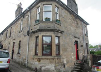 Thumbnail 2 bed flat for sale in Crummock Street, Beith
