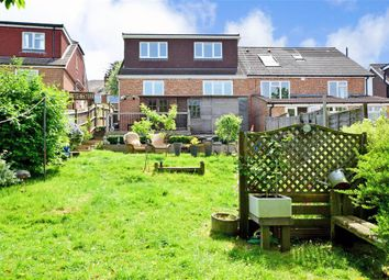Thumbnail 5 bed semi-detached bungalow for sale in Highfield Crescent, Brighton, East Sussex