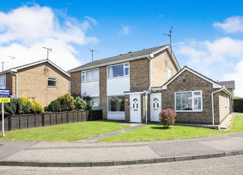 Thumbnail 2 bed semi-detached house for sale in Helmsdale Gardens, Werrington, Peterborough