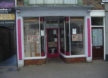 Thumbnail Retail premises to let in 55 High Street, Swadlincote, Derbyshire