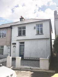Thumbnail 2 bedroom terraced house for sale in Ground Floor Flat, 107 Sun Lane, Gravesend, Kent