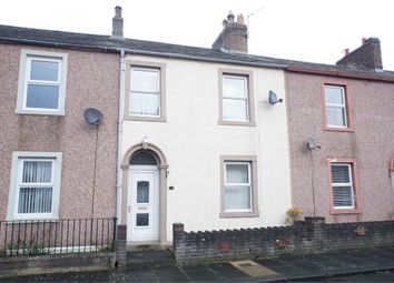 Thumbnail 3 bed terraced house for sale in George Street, Wigton, Carlisle, Cumbria