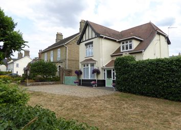 Thumbnail 3 bed detached house for sale in Railway Road, Railway Road, Downham Market, Norfolk, Downham Market