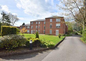 Thumbnail 2 bed flat for sale in De Ferrers Court, Duffield, Belper