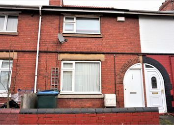 Thumbnail 2 bedroom terraced house for sale in Elmsdale Avenue, Coventry