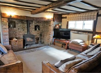 Thumbnail 2 bedroom cottage for sale in Abbots Morton, Worcester