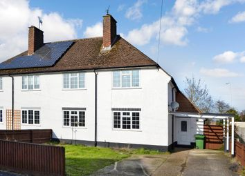 Thumbnail 3 bed semi-detached house for sale in Laburnum Grove, Newbury