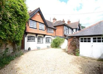 Thumbnail 3 bedroom terraced house for sale in Croft Road, Shinfield, Reading
