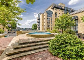 Thumbnail 2 bed flat to rent in Brunel House, Burrell's Wharf, London