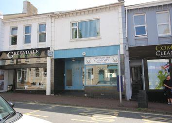 Parking/garage to rent in Lucius Street, Torquay, Devon TQ2