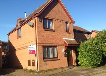 Thumbnail 3 bed detached house to rent in Blaydon Close, Bletchley, Milton Keynes