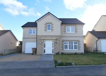 Thumbnail 4 bed detached house to rent in Duffus Crescent, Elgin