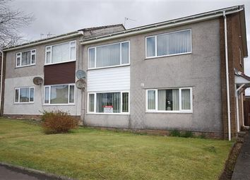 Thumbnail 2 bed flat for sale in Dalmahoy Way, Kilwinning