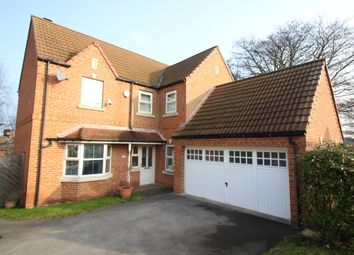 Thumbnail 4 bed detached house for sale in 56, Maple Leaf Gardens, Worksop, Nottinghamshire