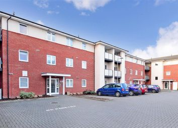 Thumbnail 1 bed flat for sale in Medici Close, Ilford, Essex