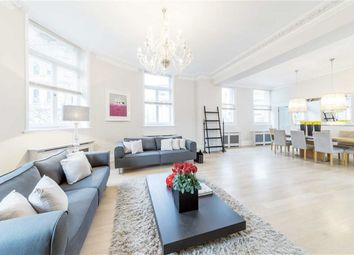 Thumbnail 3 bed flat to rent in Northumberland Avenue, London