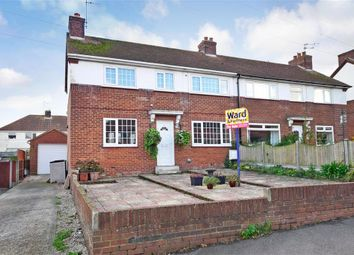 Thumbnail 3 bed semi-detached house for sale in Mill Hill, Deal, Kent