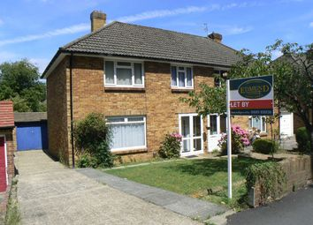 Thumbnail 3 bed semi-detached house to rent in Warren Road, Orpington