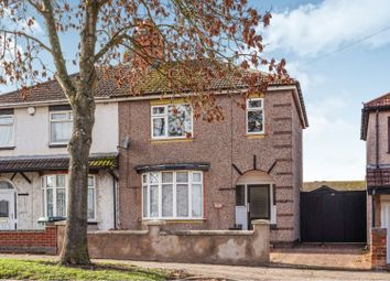 Thumbnail 3 bed semi-detached house for sale in Clifford Bridge Road, Coventry